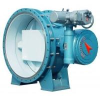 DN800 150PSI PN10 Disc Butterfly Check Valve Fusion Bonded Epoxy Ductile Iron Manufactures
