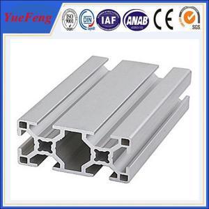 Aluminium industry extrusion profile , Aluminium alloy display stand OEM design Manufactures