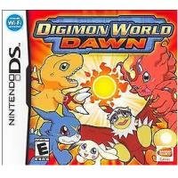 Digimon World  Dawn DS game for DS/DSI/DSXL/3DS Game Console