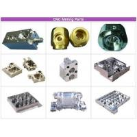 High Precision Aluminium Milling Service Anodizing / Powder Coating Surface Manufactures