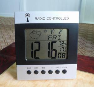 China Radio Controlled Clock (LH20019TD) on sale