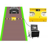 Mobile Under Vehicle Surveillance System UVSS , Under Vehicle Scanning System Manufactures