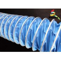 Aluminum High Temperature Flexible Duct Waterproof For Ventilation System Manufactures
