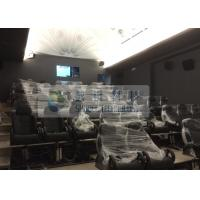 49 Seats 5D Movie Theater With Customized Movies , Special Decoration Manufactures