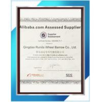 Qingdao Runda Wheel Barrow Co., Ltd. Certifications