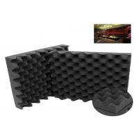 Egg Crate Sound Absorption Acoustic Foam*soundproof sponge 2000(L)x1000(W)x15-90(T)MM Manufactures