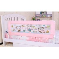 China Safety First Portable Baby Bed Guard Rail For Kids Iron Frame on sale