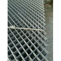 100 * 100mm Economic Welded Wire Mesh For Fencing / Construction ISO 9001 Approved Manufactures