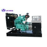 China 80kVA/150kVA Open Type or Silent Cummins Diesel Generator set with ISO9001 on sale