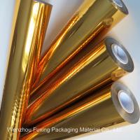 Gold Silver Hot stamping foil Manufactures