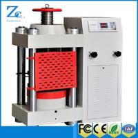 China YES-2000 Digital compression testing machine for brick, stone, cement, concrete compressive strength test on sale