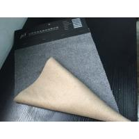 Shrink - Resistant Double Cloth Fabric Super Soft 50% Wool 50% Other Manufactures