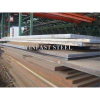 ASTM GB EN Annealing Hot Rolled Steel Plate AR400 / AR500 Steel Plate