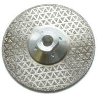 High Precision Diamond Cutting Blade , No Chipping Diamond Marble Cutting Blade Manufactures