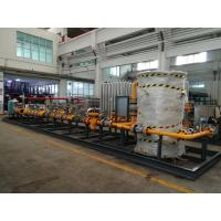 Skid Mounted LNG Gasification Plant 1.6MPa Pressure After Pumping 30Kw Manufactures