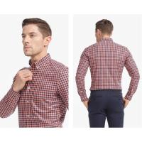 China Top Grade Cotton Mens Casual Dress Shirts Eco Friendly Materials Quick Delivery on sale