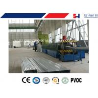 0.8-1.6 Mm Thickness High Durability Deck sheet Roll Forming Machine Manufactures