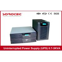 1Ph in 1Ph out Uninterrupted Power Supply / High Frequency Online UPS 3KVA 2.7KW Manufactures
