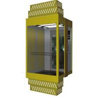 Tempered Glass Panoramic Elevator Modernization Fuji Lift Passenger Elevator Manufactures