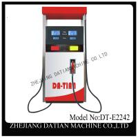 double type econimical type petrol station fuel pump Manufactures