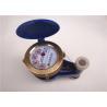 Buy cheap Universal Vertical Vane Wheel Water Meter , 4 Inch Water Usage Meter LXSL-15E from wholesalers