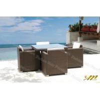 Outdoor Dining Set / Paito Dining Set / Wicker Dining Set (M8C105) Manufactures