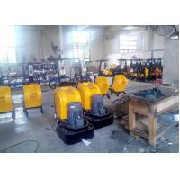 16 Heads Magnetic Discs Marble Floor Polishing Machine Granite Floor Polisher Manufactures