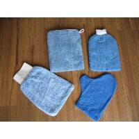 Quality Microfiber Car Cleaning Glove for sale