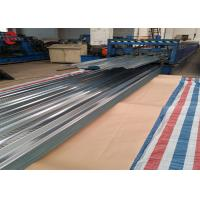 28 Guage Soft / Full Hard Colour Coated Galvanized Sheets Thickness 0.30mm Manufactures
