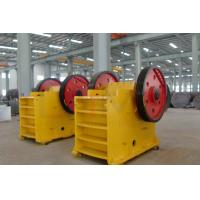 China PE 350*750 Jaw Crusher Stone crusher for Mining Construction High crushing ratio & high output on sale