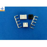 Tin - Plated / Gold - Flashed Brass Crimp Terminal Connector 2478 Equivalent 18 - 24 AWG Manufactures