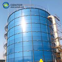Factory Coated Bolted Steel Leachate Storage Tanks Confirmed To AWWA Standard Manufactures