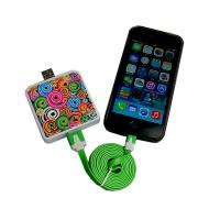 China 2200 mah portable mobile phone charger with usb port on sale