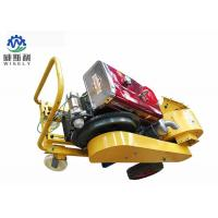 Industrial Mobile Tree Branch Cutter Machine 7.5 - 15KW Power ISO9001 Manufactures