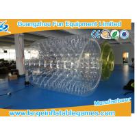 New Design Inflatable Roller Ball , The Hippo Roller With TPU Material Manufactures