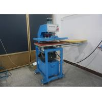 40x60 CM Hydraulic Dual Heat Transfer Printing Machine For Glass Manufactures