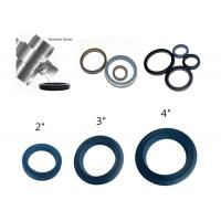Professional Custom Rubber Products BUNA Hammer Union Seals For Industrial Use Manufactures