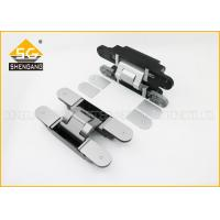 GB Zinc Alloy 180 Degree Adjustable Concealed Hinges For Front Doors Uk Manufactures