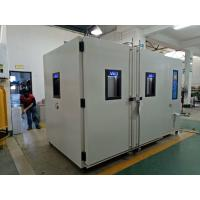 Touch Programmable Small Environmental Chamber Compare With Espec Temperature Chamber Manufactures