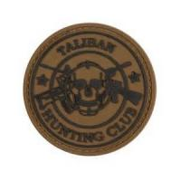 China Tactical Patch Taliban Patch in tan/Tactical Velcro Patches on sale