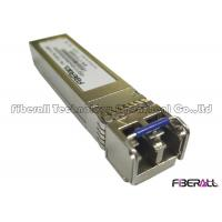 Short Range 10Gbps 850nm SFP+ SR Fiber Optic Transceiver Up To 300 Meters DX LC Manufactures