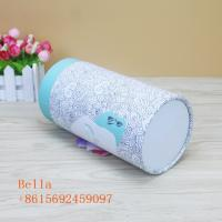 Buy cheap Wholesale shaped colored paper gift box packaging cardboard cylinder the paper box for tea from wholesalers