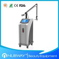 fractional co2 laser machine rf excited co2 fractional laser  for sale for tatoo removal Manufactures