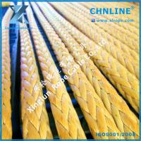 CHNMAX HMPE high strength rope 12strand  towing rope Manufactures