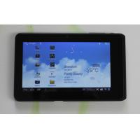 VIA 8850 Blue Android Touchpad Tablet PC 800 x 480 With APE , AAC Manufactures