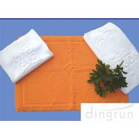 Skin Friendly Personalized Cotton Bath Towels Reactive Printing Technology Manufactures