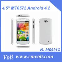 China New 4.5 Inch Smart Phones Dual SIM Card on sale