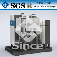 High Purity PSA Nitrogen Generator Equipped With Bell Type Furnace Manufactures