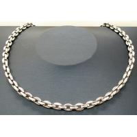China Timely delivery vogue fashion stainless steel chain necklace, small order acceptable on sale