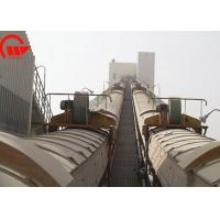 Industrial Air Cushion Conveyor Carton Steel / Stainless Steel Material Durable Manufactures